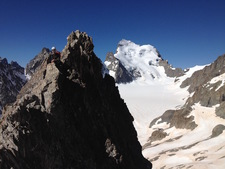 Arete Sud Du Glacier Blanc