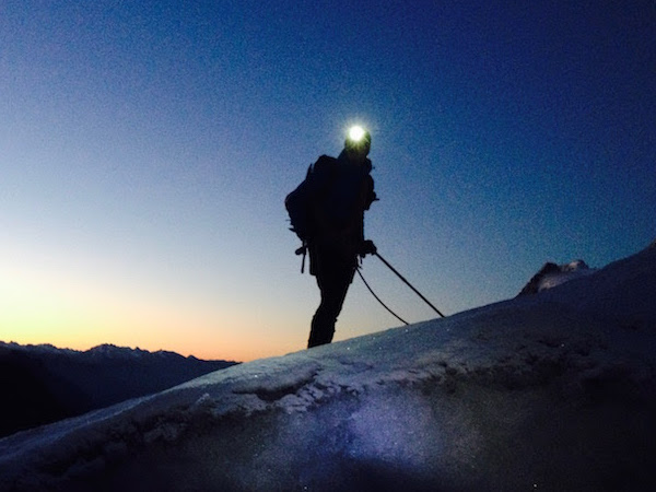 Initiation alpinisme Ecrins